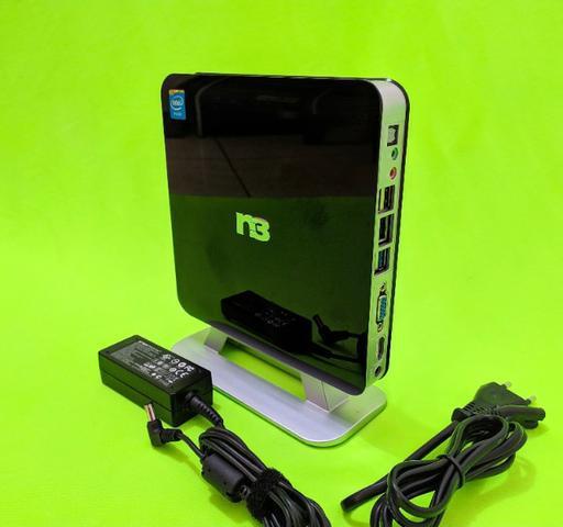 Mini pc n3, dual core, 4gb ram, ssd 128gb, wifi, usb 3.0,