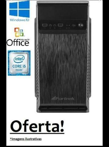 Oferta!! cpu core i5 excelentte configuração 500gb hd 4gb