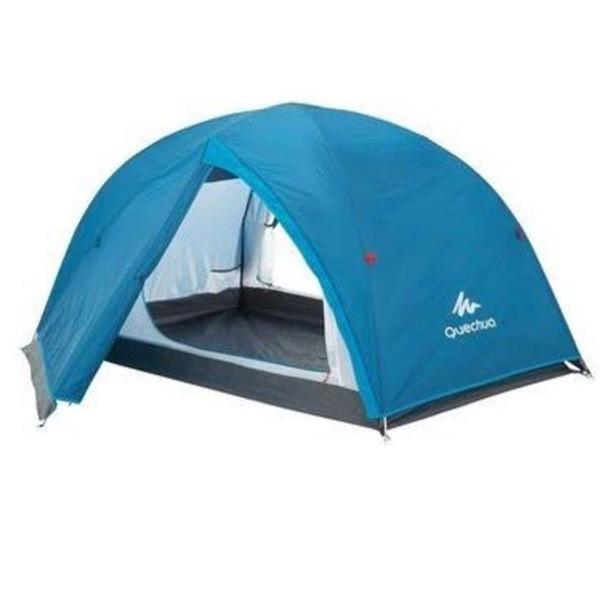 Barraca camping quechua