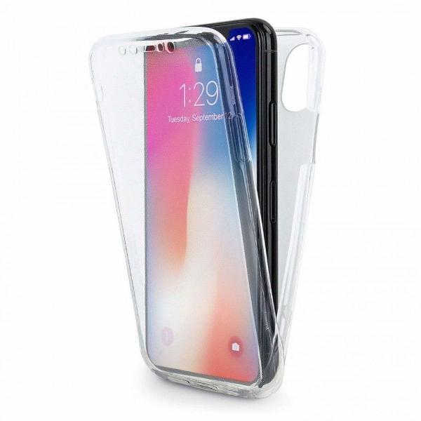Capinha case iphone 6 7 8 x xr entre outros frente verso 360