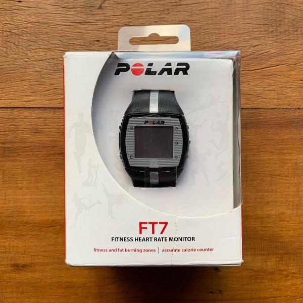 Relógio polar ft7