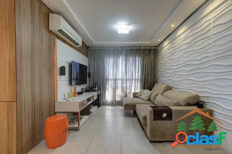 Lindo apartamento mobiliado e todo projetado