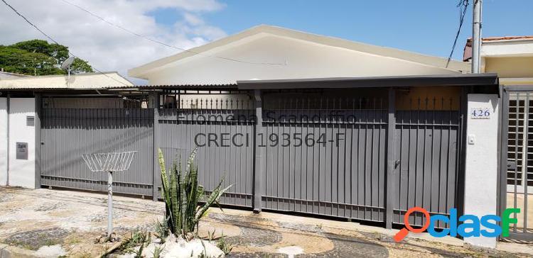 Casa com 3 dorms em campinas - jardim nossa senhora auxiliadora por 700.000,00 à venda