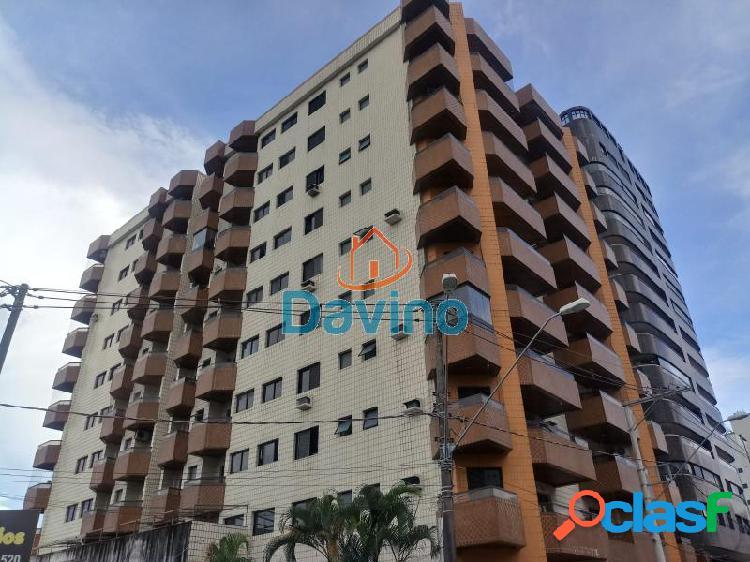 Apartamento com 2 dorms em praia grande - guilhermina por 240 mil à venda