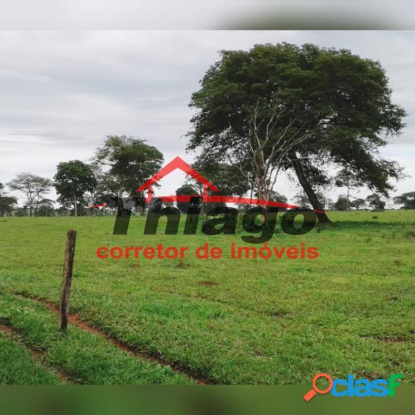 Fazenda em são francisco de sales - zona rural por 7.5 milhões à venda