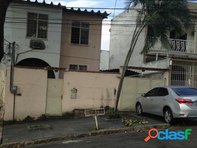 Casa de dois pavimentos - venda - rio de janeiro - rj - anchieta