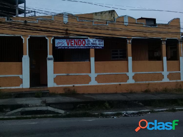 Casa frente de rua - venda - nilopolis - rj - nova cidade