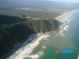 Litoral Norte,Terreno pagto. parcelado - 450 metros da Praia de Boracéia 2
