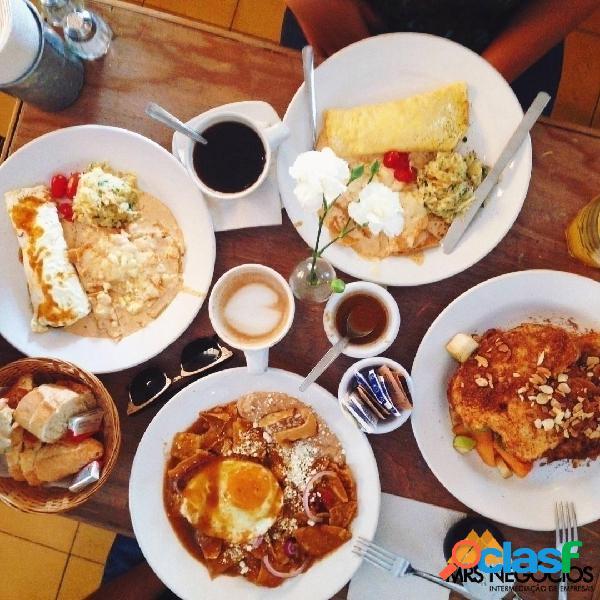 Mrs negócios - restaurante-cafeteria à venda em porto alegre/rs