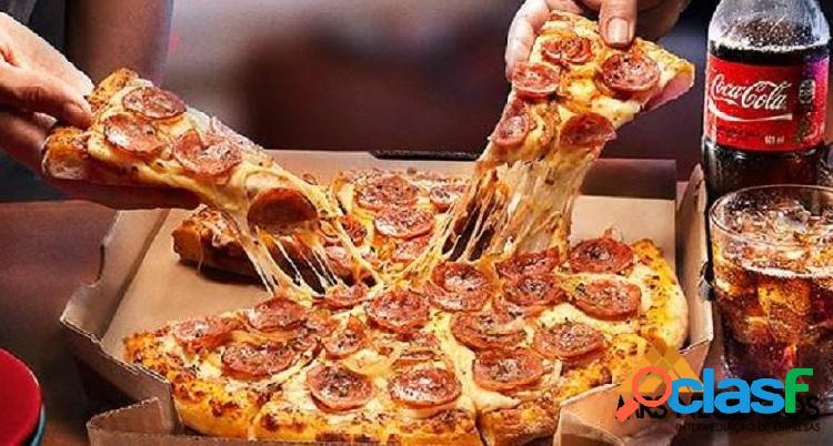 Mrs negócios - pizzaria com 340m² à venda em nova santa rita/rs