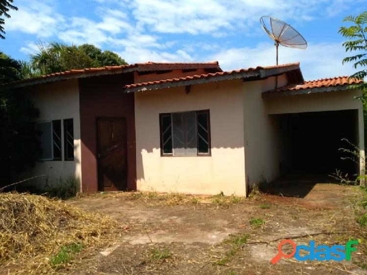 Chácara 1000 m² com casa em residencial fechado em artur nogueira-sp