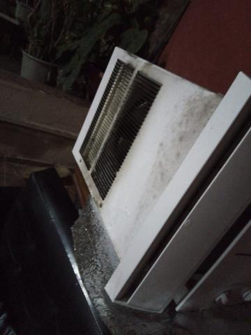 Ar condicionado 7500 btu semi novo