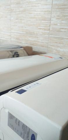 Evaporadora carrier de ar-condicionado 7.000 btus 220v