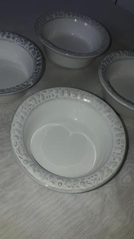 Mini pote porcelana
