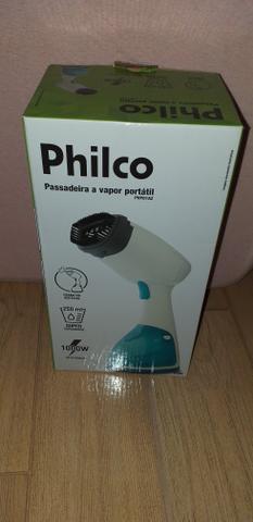 Vendo passadeira a vapor philco nova