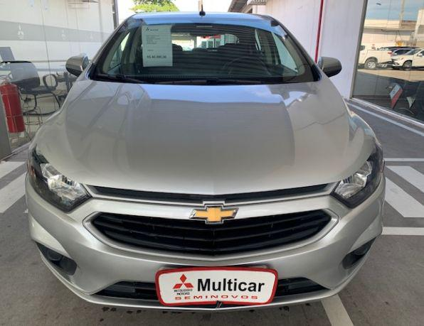 CHEVROLET ONIX HATCH LT 1.0 8V FlexPower 5p Mec. Flex -