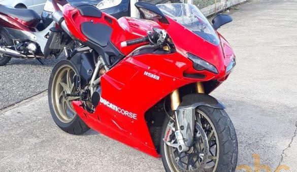 Ducati - 1198