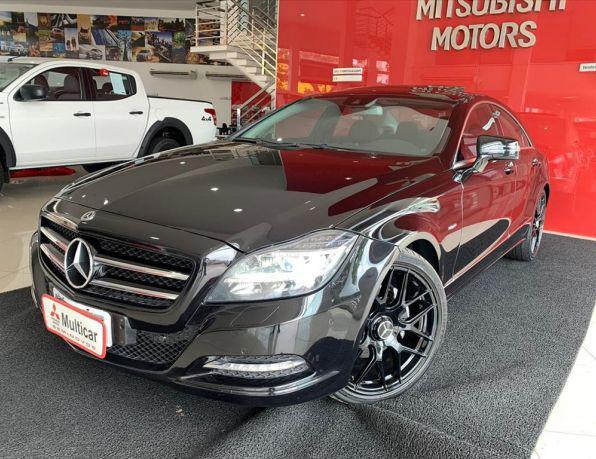 MERCEDES-BENZ CLS-350 CGI 3.5 306cv Aut. Gasolina