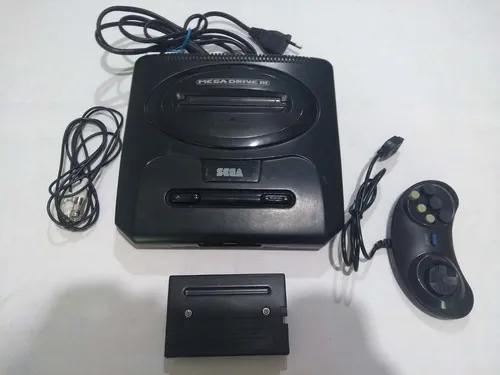 Mega drive 3 + jogo a sua escolha