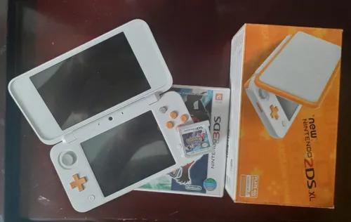 New nintendo 2ds xl (3 meses de uso) + pokémon y