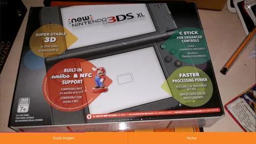 New nintendo 3ds xl usado