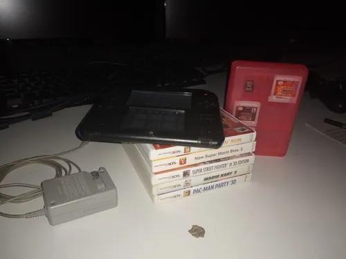 Nintendo 2ds + 5 jogos