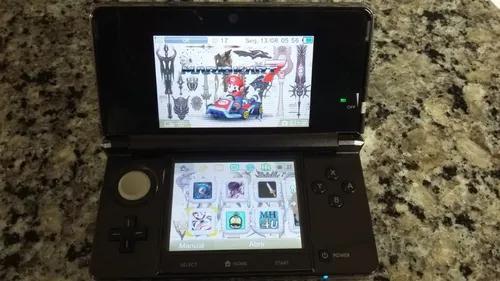 Nintendo 3ds + 2 jogos fisicos e 6 digitais