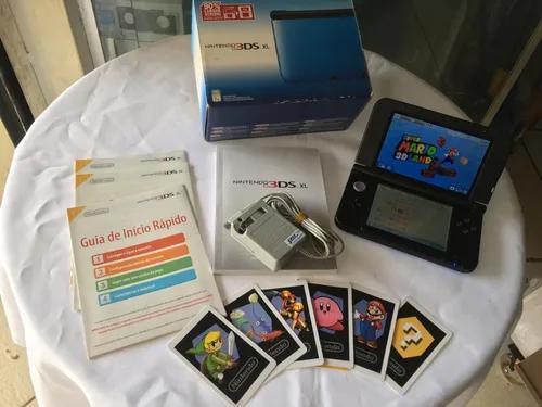Nintendo 3ds 32gb 20 jogos desbloqueado na caixa