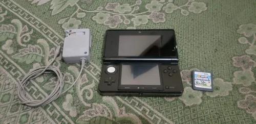 Nintendo 3ds completo e funcionando 100% + jogo a3
