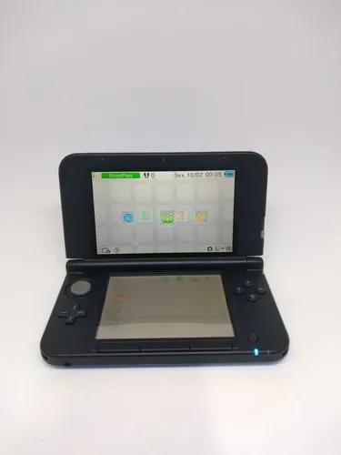Nintendo 3ds xl bloqueado usado com garantia frete grátis