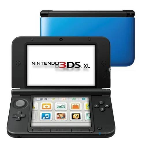 Nintendo 3ds xl completo original