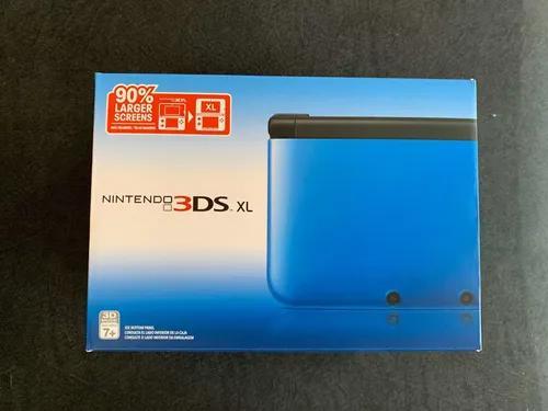 Nintendo 3ds xl + novo + na caixa + nunca usado