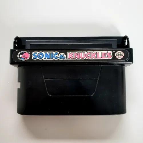 Sonic & knuckles original mega drive/sega genesis