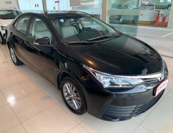 TOYOTA Corolla GLi Upper 1.8 Flex 16V Aut. Flex - Gasolina e