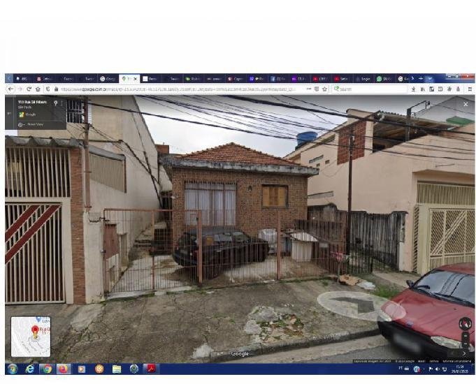 Terreno à venda na vila guilhermina
