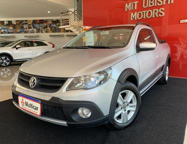 VOLKSWAGEN Saveiro CROSS 1.6 Mi Total Flex 8V CE Flex -