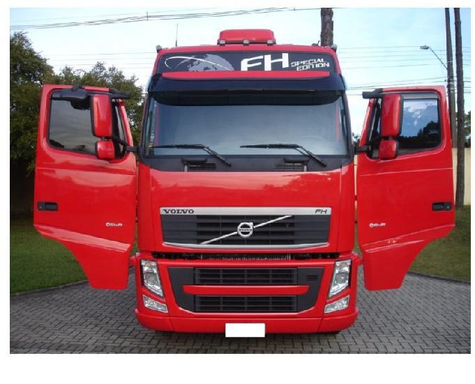 Volvo fh 540 ano 2013 entrada r$ 13.200 parcelas r$ 3.250,00