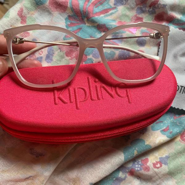 Armação de oculos de grau kipling original