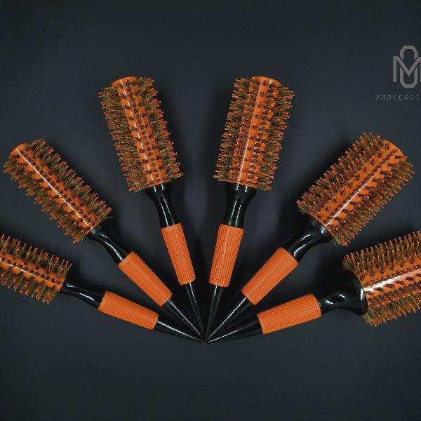 Kit 6 escovas profissionais para cabeleireiro