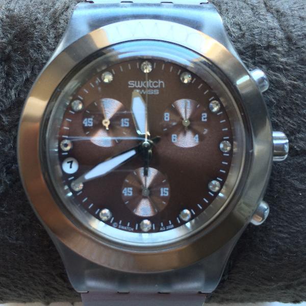 Relógio original swatch