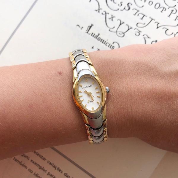 Relógio technos vintage