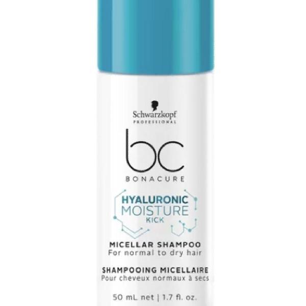 Shampoo schwarzkopf bc hyaluronic moisture 50ml