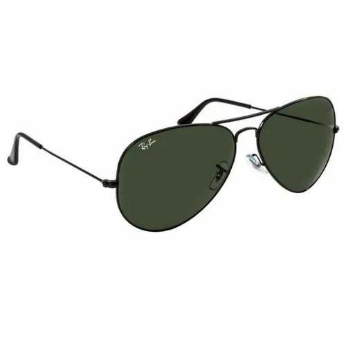2 oculos ray ban aviador mascunino f