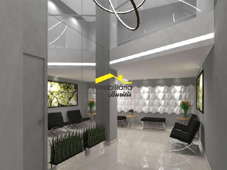 Apartamento para aluguel, 4 quartos, 3 vagas, Buritis - Belo