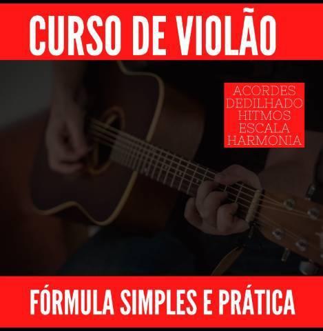 Aprenda a tocar violão hoje mesmo de forma simples e