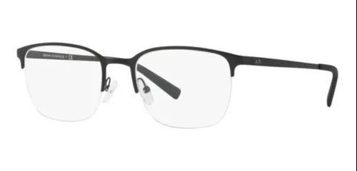 Armação oculos grau armani exchange ax1032 6063 53 preto