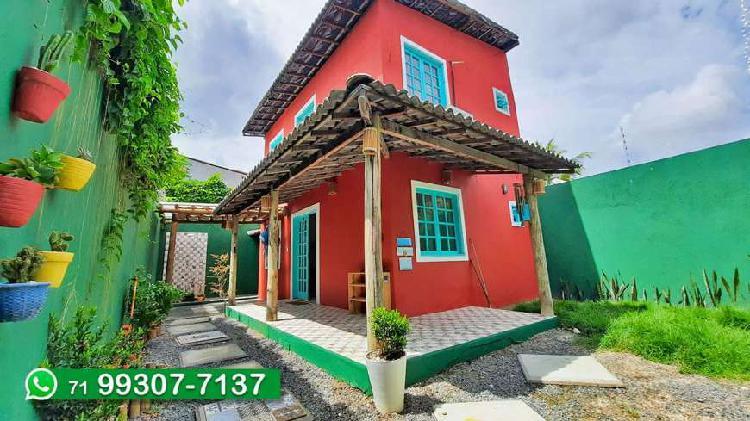 Casa para aluguel com 2 quartos em Pitangueiras - Lauro de