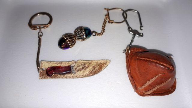Chaveiros colecionáveis temáticos (4 peças)
