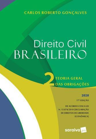 Direito civil brasileiro - vol. 2 - teoria das obrigações