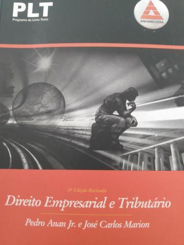 Direito empresarial e tributário - 2a edição revisada